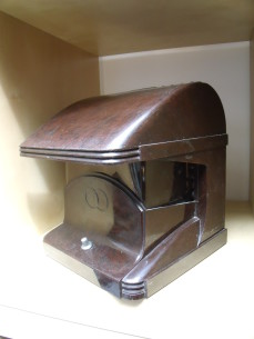 Polaroid, Bakelite desk lamp
