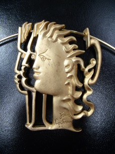 Jean Cocteau necklace