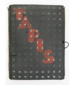 'Tapis Moderne' a loose leaf pochoir folio,  limited edition