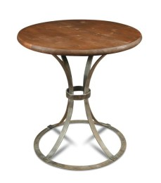 Wrought iron table after Pierre Chareau